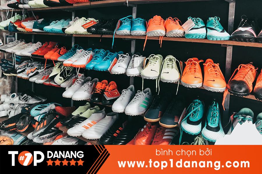 Top 8 Shop Giày Đá Bóng Đà Nẵng Chính Hãng & Giá Tốt Nhất
